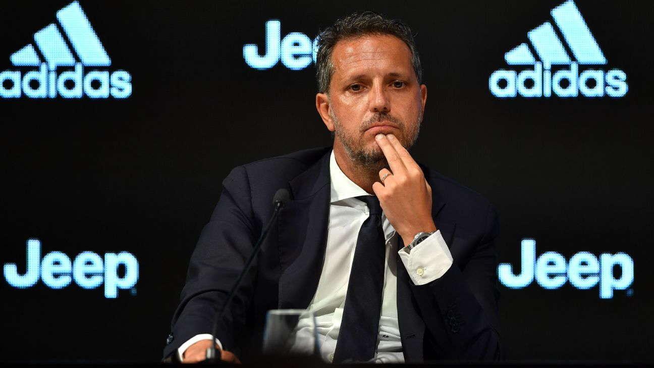 Fabio Paratici : Juventus Terbiasa Dalam Tekanan