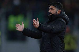 Gattuso : Atalanta Akan Menjadi Ujian Penting