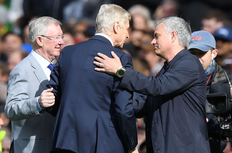 Mourinho : Wenger Dan Sir Alex Adalah 'Musuh Manis'