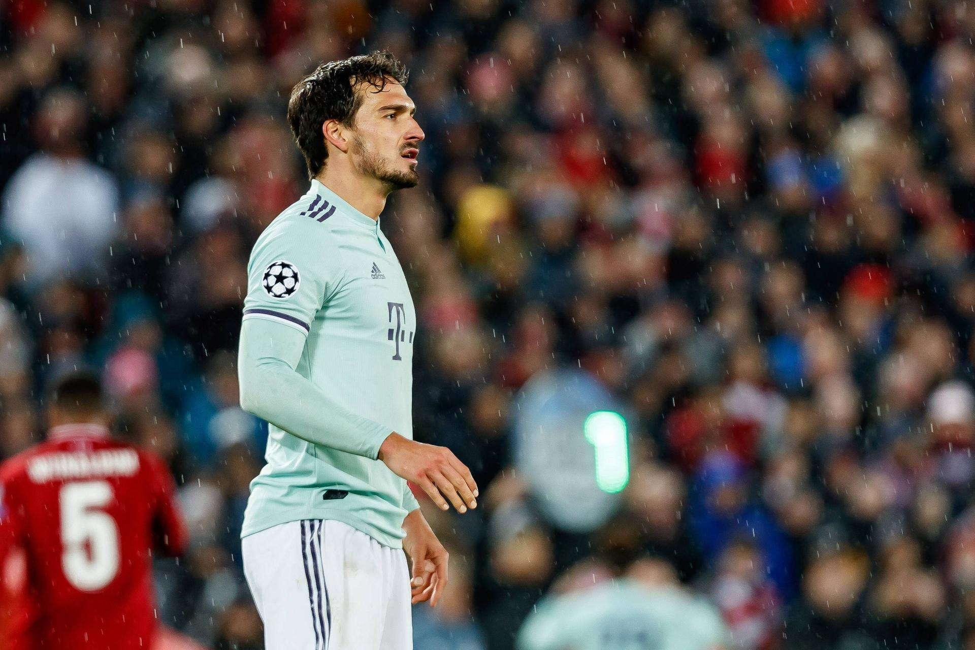 Bayern : Hummels Akan Absen Hadapi Hertha