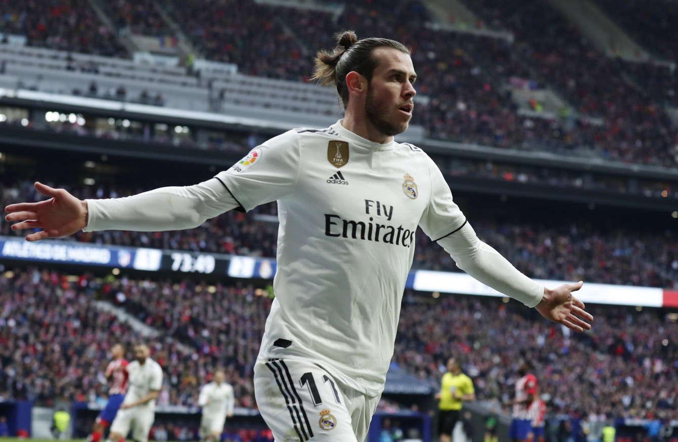 Santiago Solari : Gareth Bale Bermain Sangat Bagus