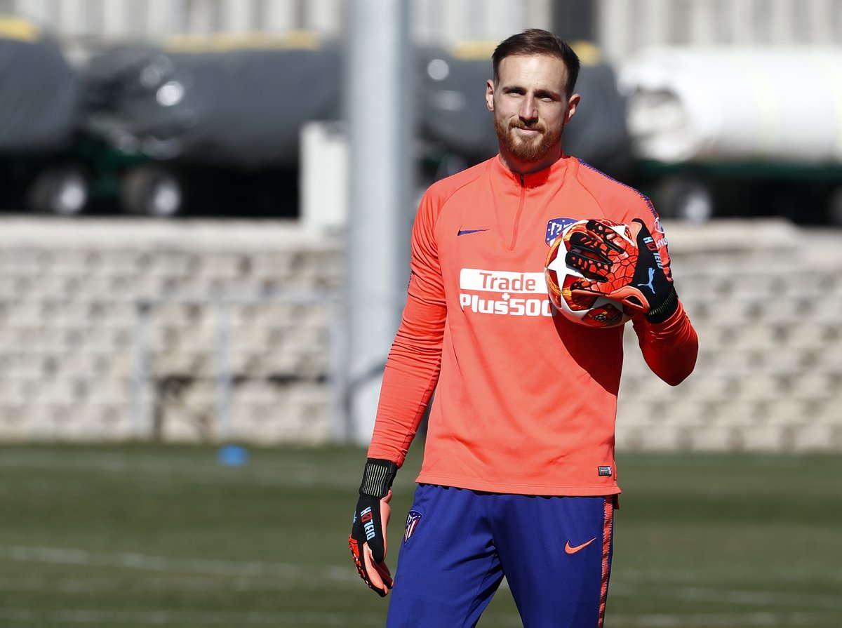 Jan Oblak Bahagia Bersama Atletico Madrid