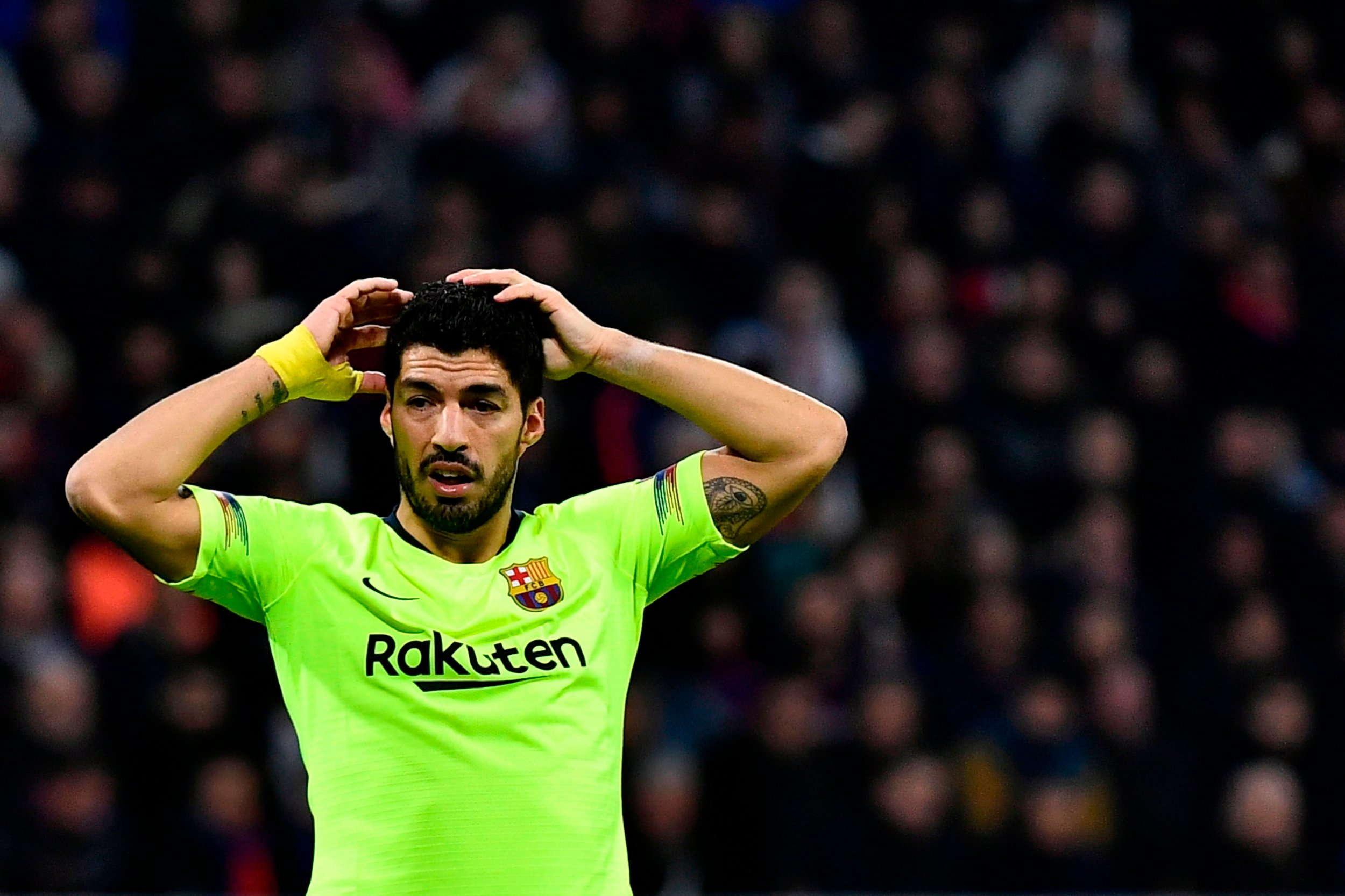 Valverde Tidak Khawatir Suarez Tidak Cetak Gol
