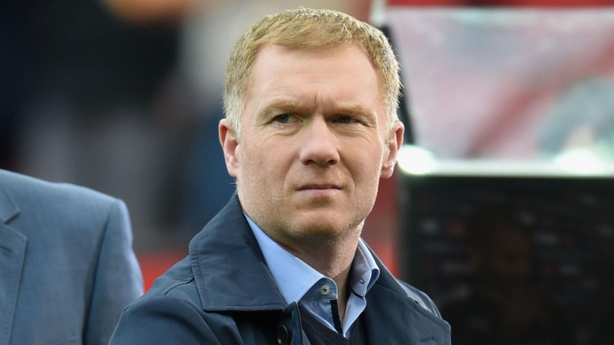 Scholes : Rival MU Adalah Liverpool, Bukan City