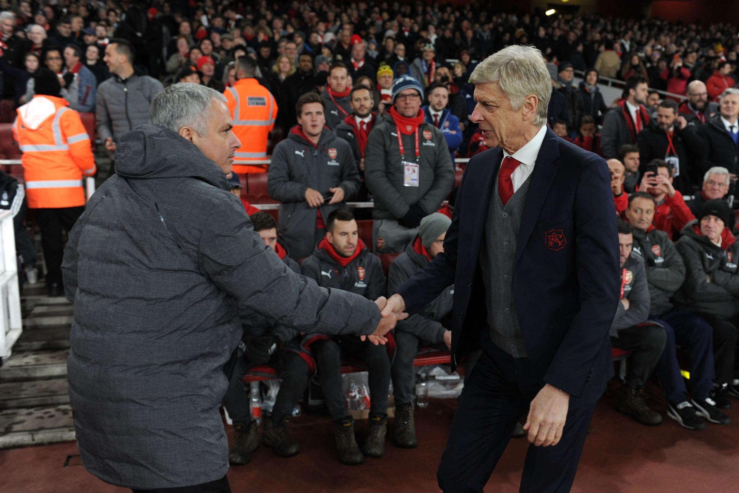 Mourinho : Arsene Wenger Salah Satu Manajer Terbaik