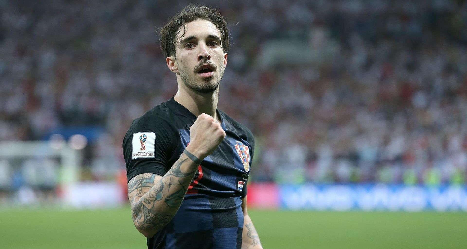 Atletico : Sime Vrsaljko Akan Absen Panjang