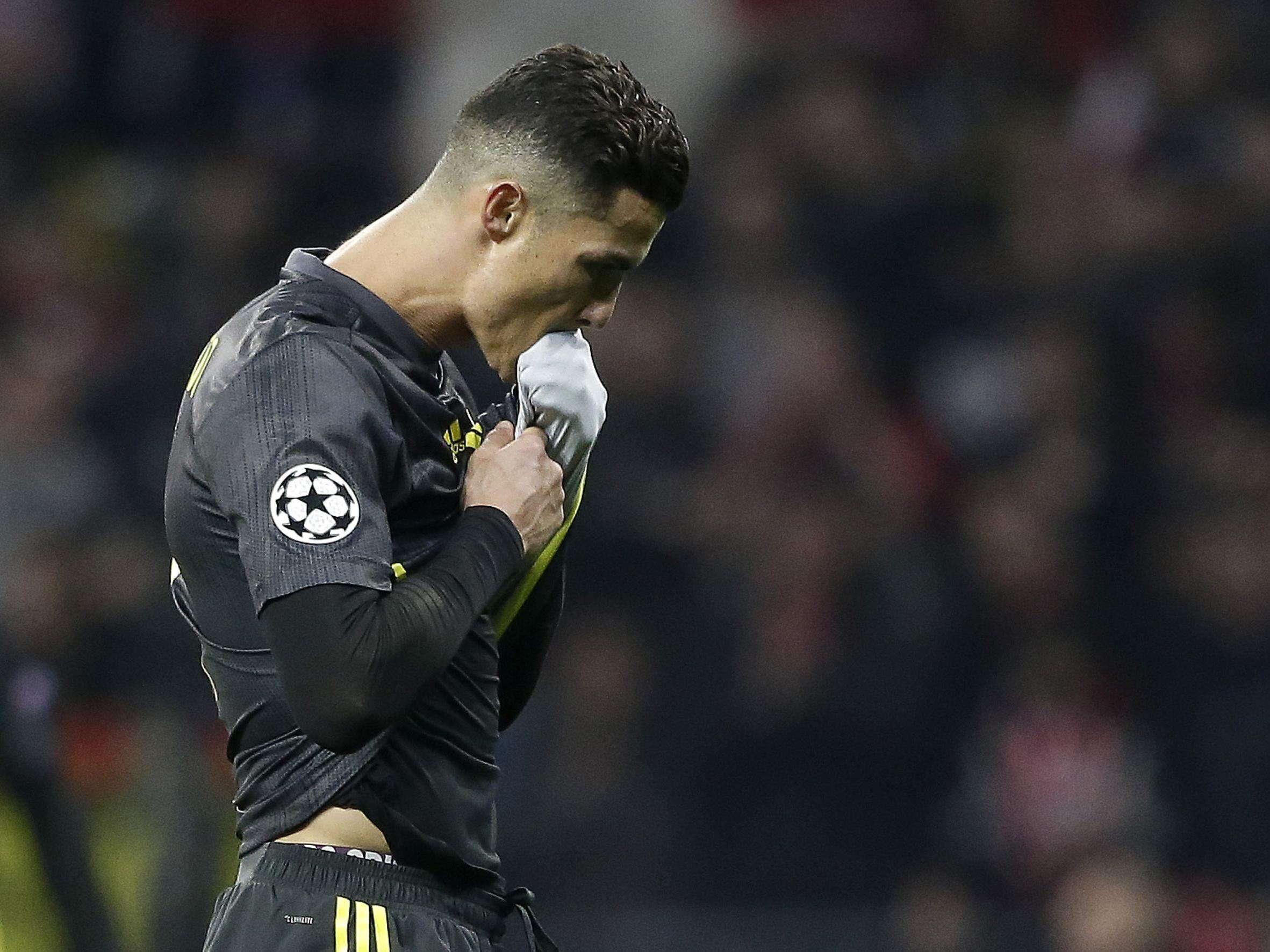 Cristiano Ronaldo Akan Menjalani Tes Pada Pergelangan Kakinya
