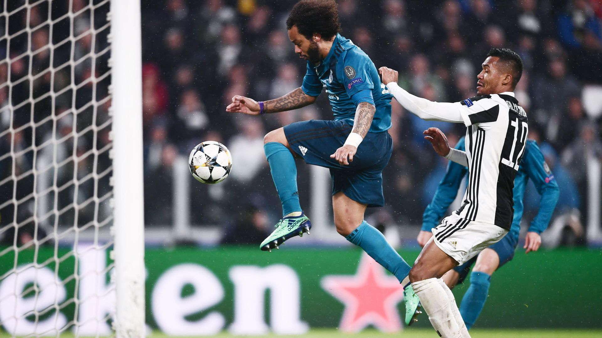 Marcelo : Juventus Merupakan Tim Yang Tangguh
