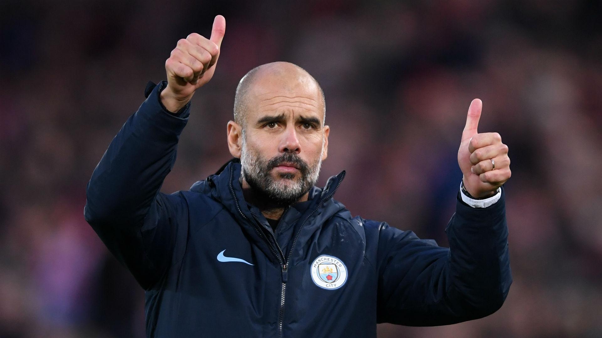 Guardiola : City Tidak Tertekan