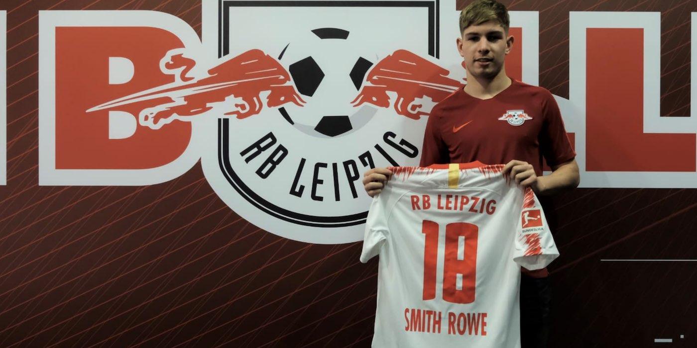 RB Leipzig Pinjam Pemain Muda Arsenal