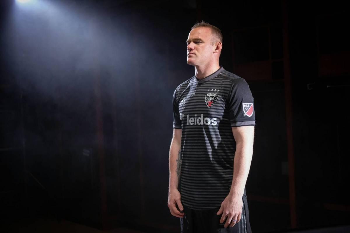Wayne Rooney : MLS Liga Fantastis