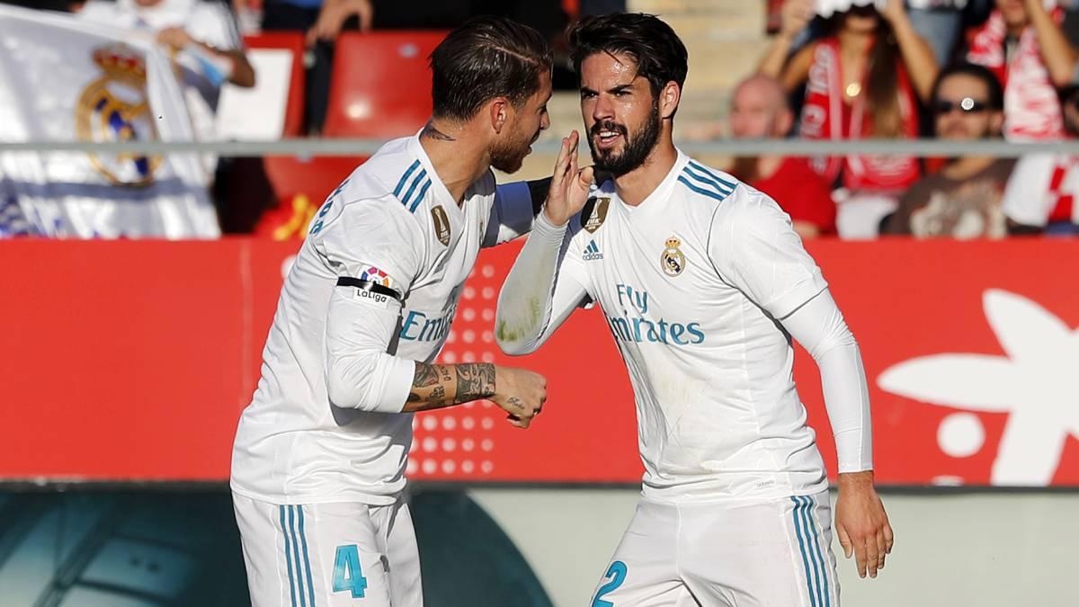 Sergio Ramos Mengkritik Isco Usai Madrid Tersingkir