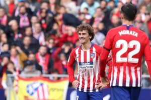Morata Ingin Griezmann Tetap di Atletico Madrid