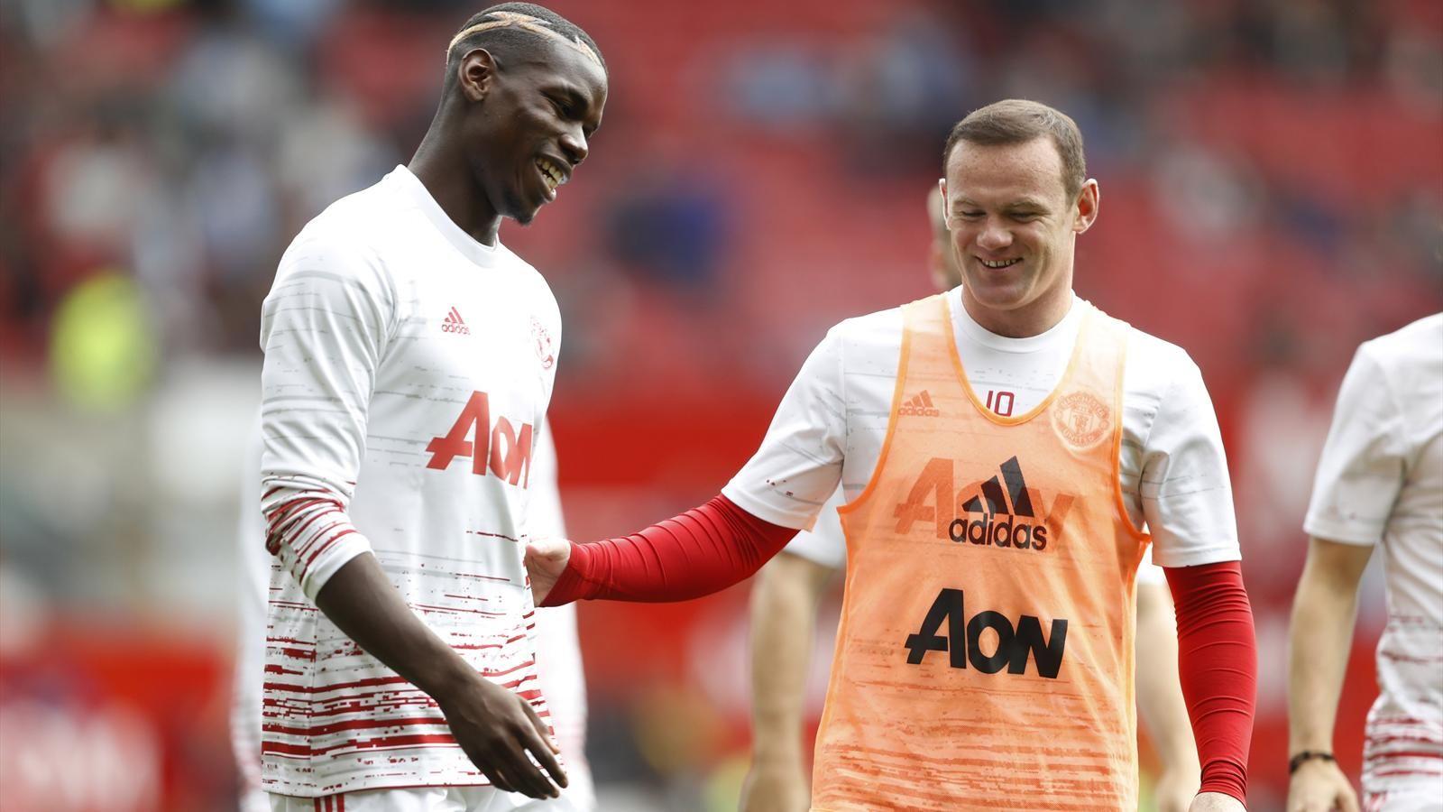 Wayne Rooney Ajak Pogba Main di MLS?