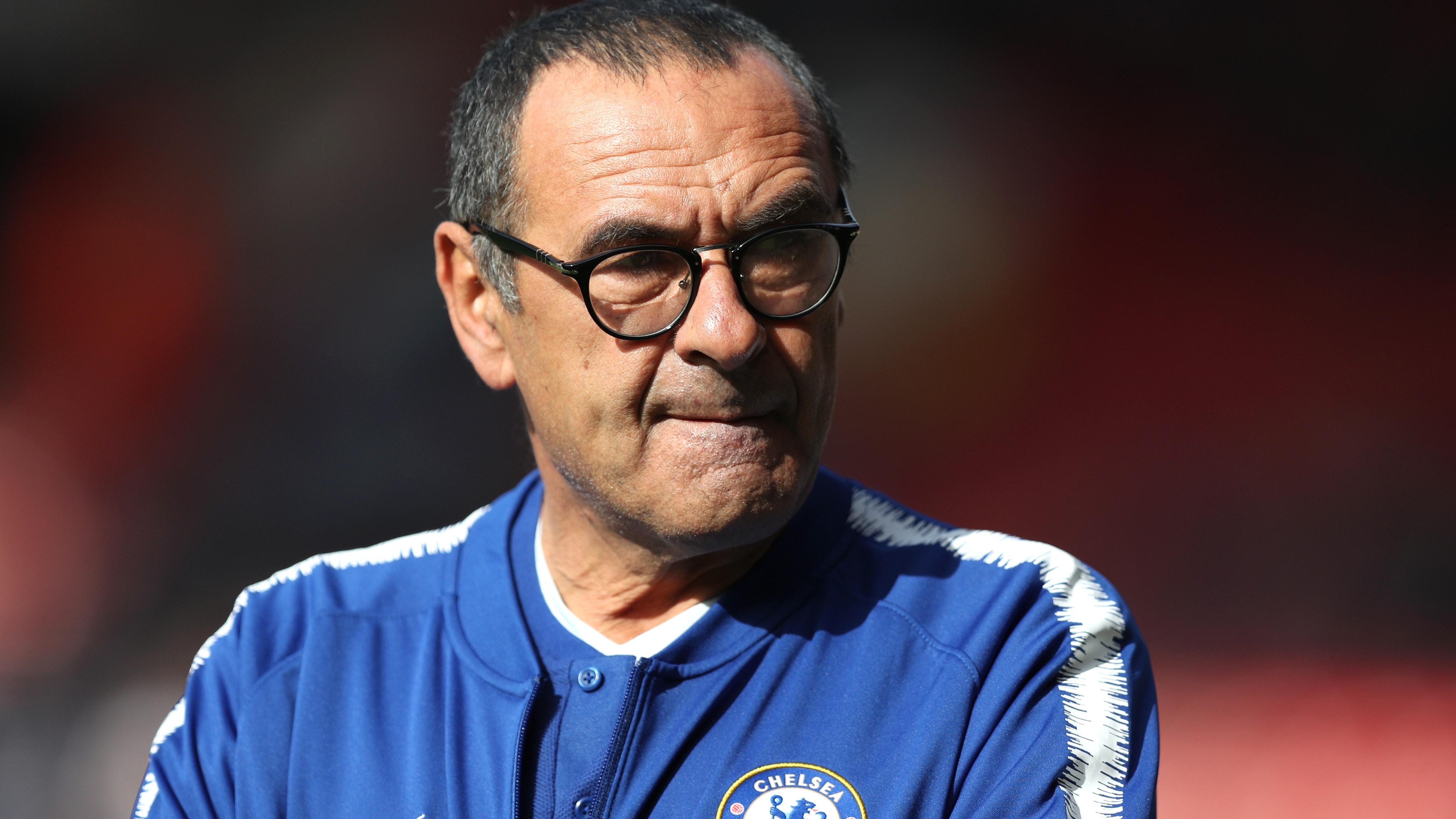 Maurizio Sarri Tidak Tahu Masa Depannya Di Chelsea