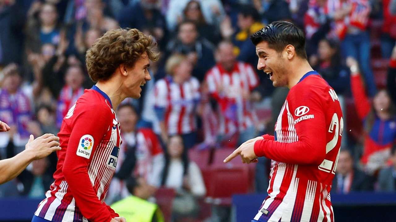 Morata : Atletico Adalah Rumah Griezmann