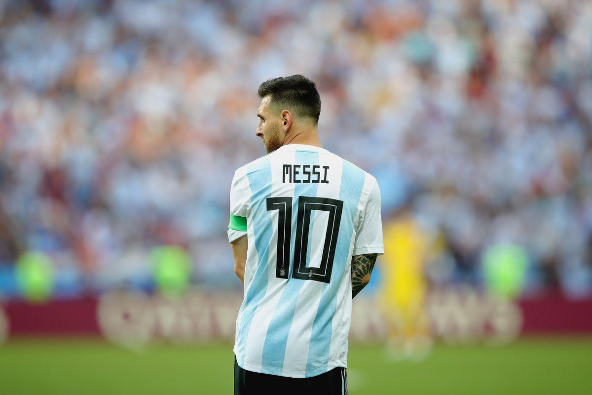 Lionel Messi Kembali ke Skuad Argentina