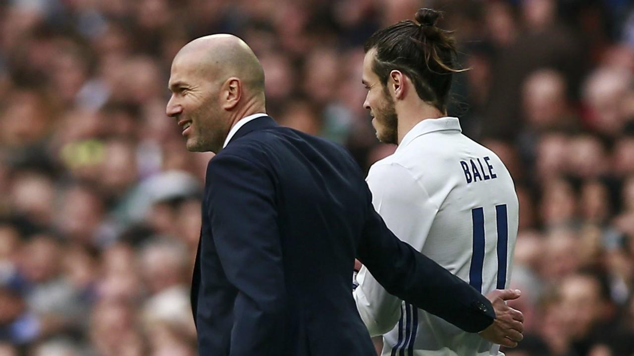 Zidane : Real Madrid Mengandalkan Gareth Bale