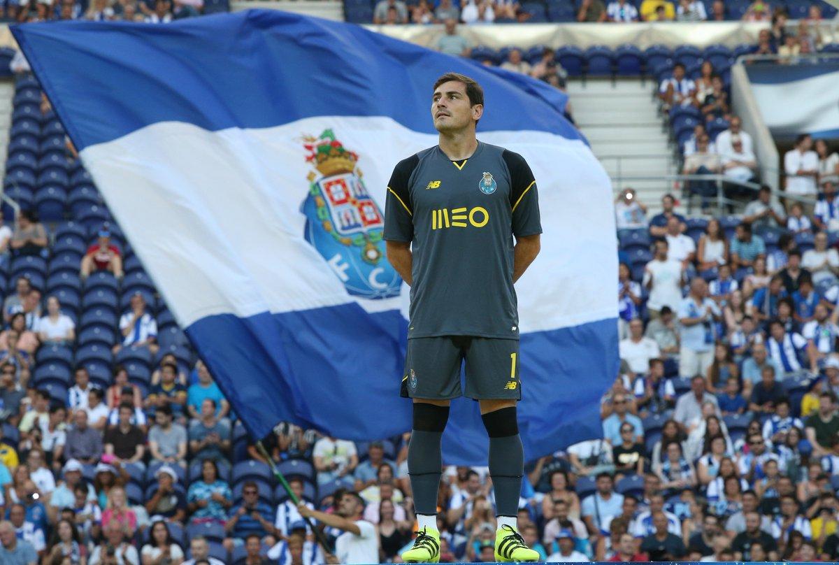 Casillas Ingin Pensiun di FC Porto