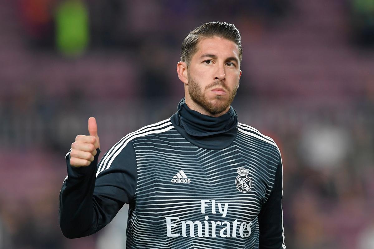 Juventus Ingin Datangkan Sergio Ramos?
