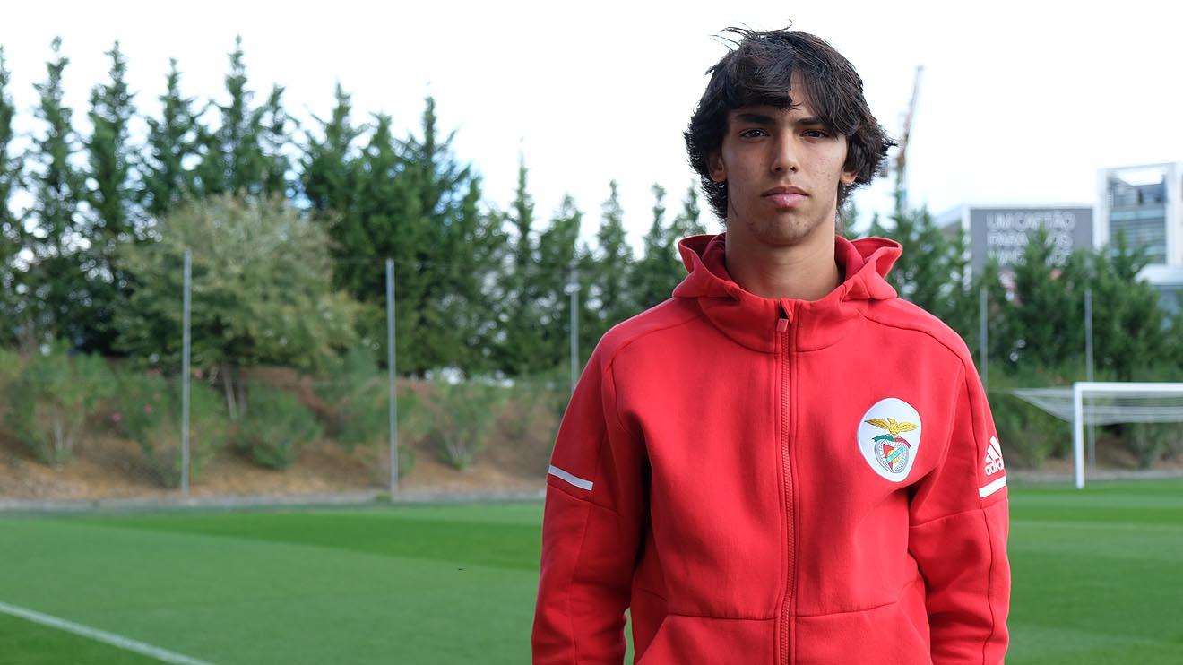 Joao Felix : Saya Senang di Benfica