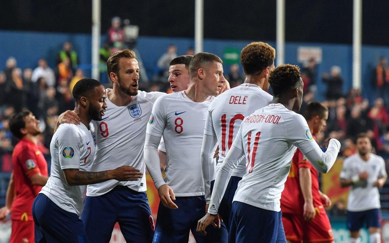 Kane Senang Dengan Pemain Muda Inggris