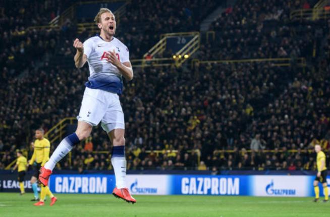 Hasil Pertandingan Dortmund vs Tottenham