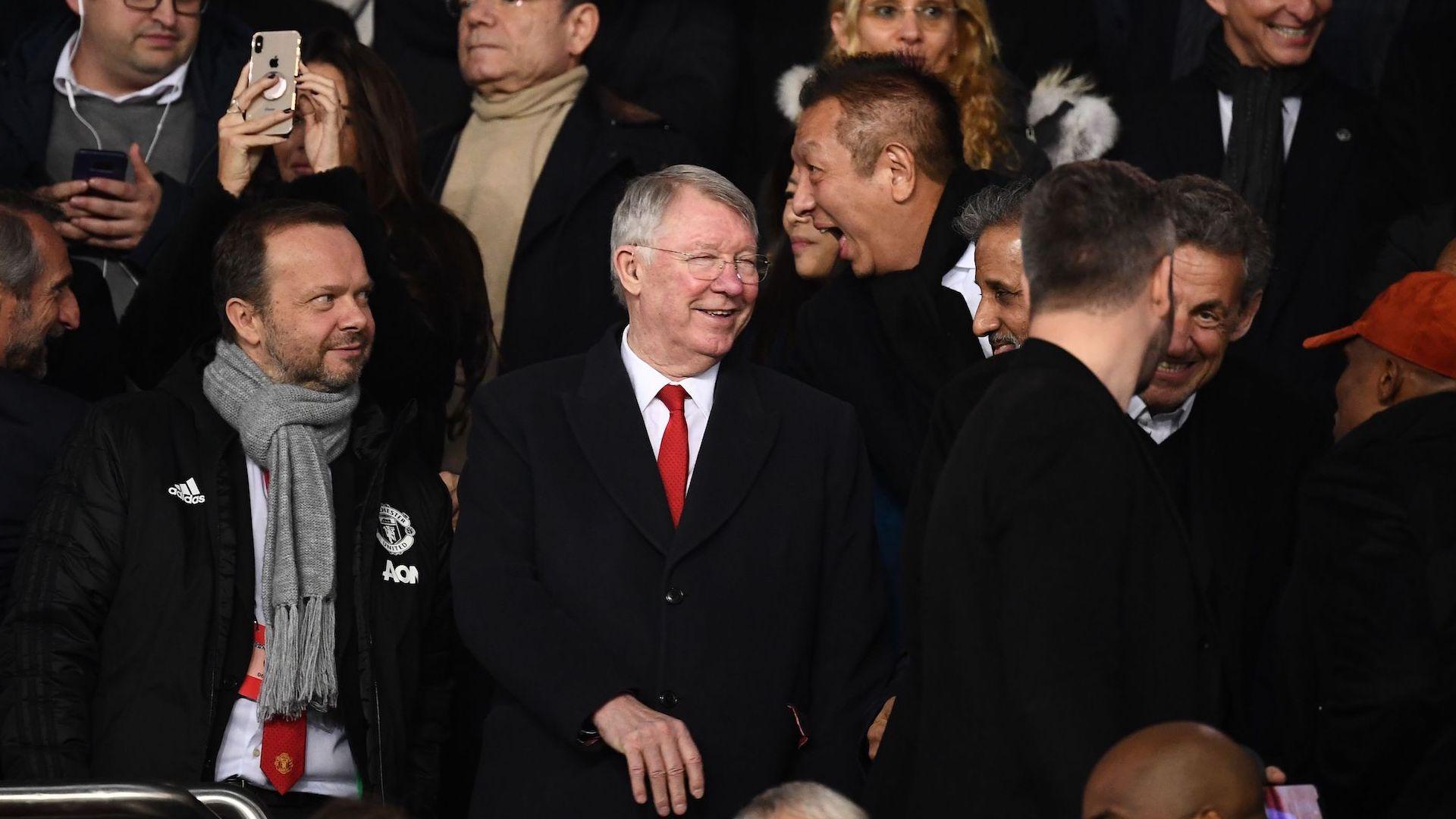 Solskjaer : Sir Alex Ferguson Bangga