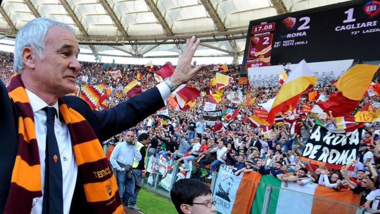 Ranieri : Saya Hanya Lakukan Ini Untuk AS Roma