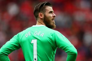 United Dalam Pembicaraan Kontrak Baru De Gea