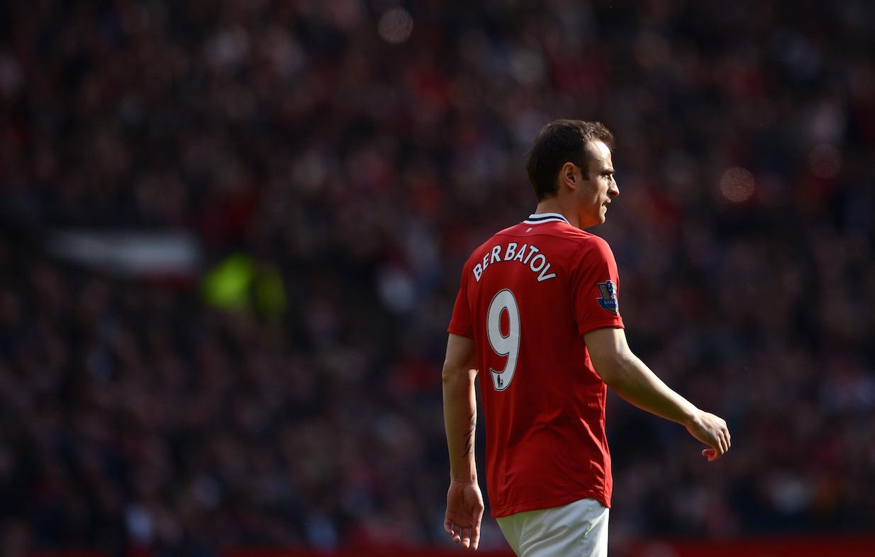 Berbatov : Hormati Manchester United