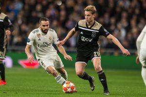 Dani Carvajal : Musim Yang Buruk Bagi Real Madrid