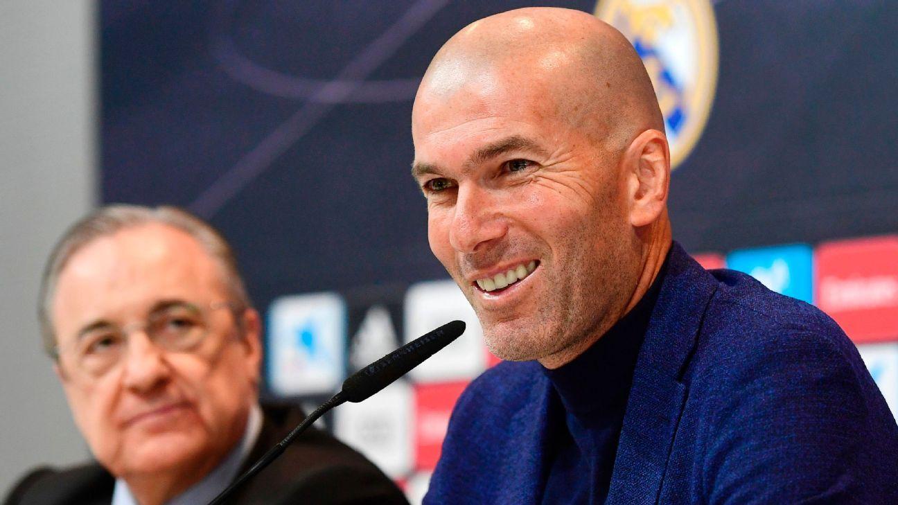 Zinedine Zidane Siap Habiskan Dana Selangit