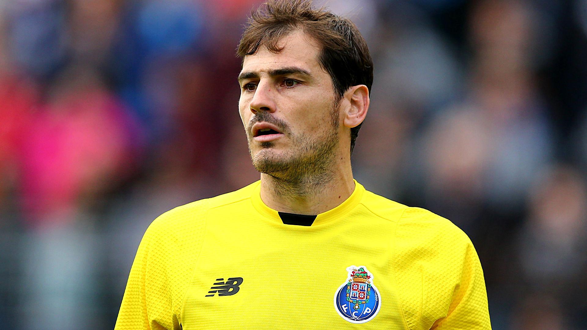 Casillas Dukung Keputusan Real Madrid