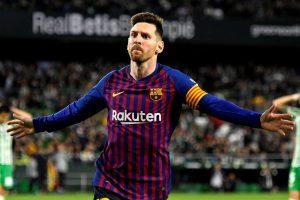 Valverde : Kami Semua Beruntung Hidup Di Era Messi