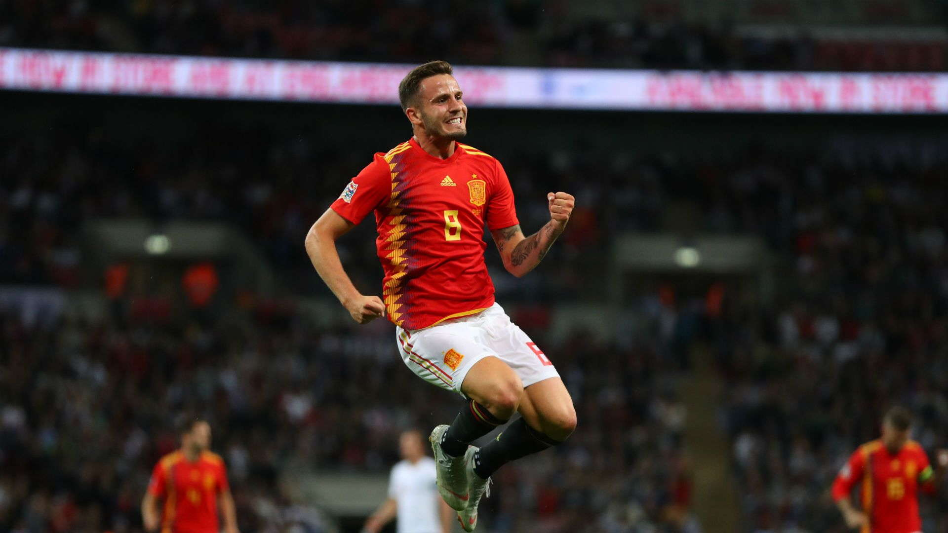 Saul Niguez Menggantikan Fabian Ruiz Di Skuad Spanyol