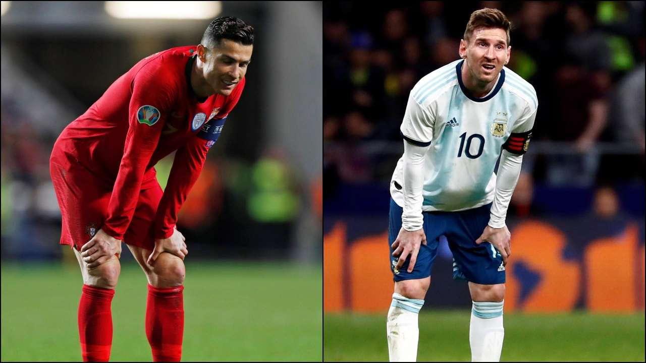 Romario : Secara Teknis Messi Lebih Berbakat Dari Ronaldo