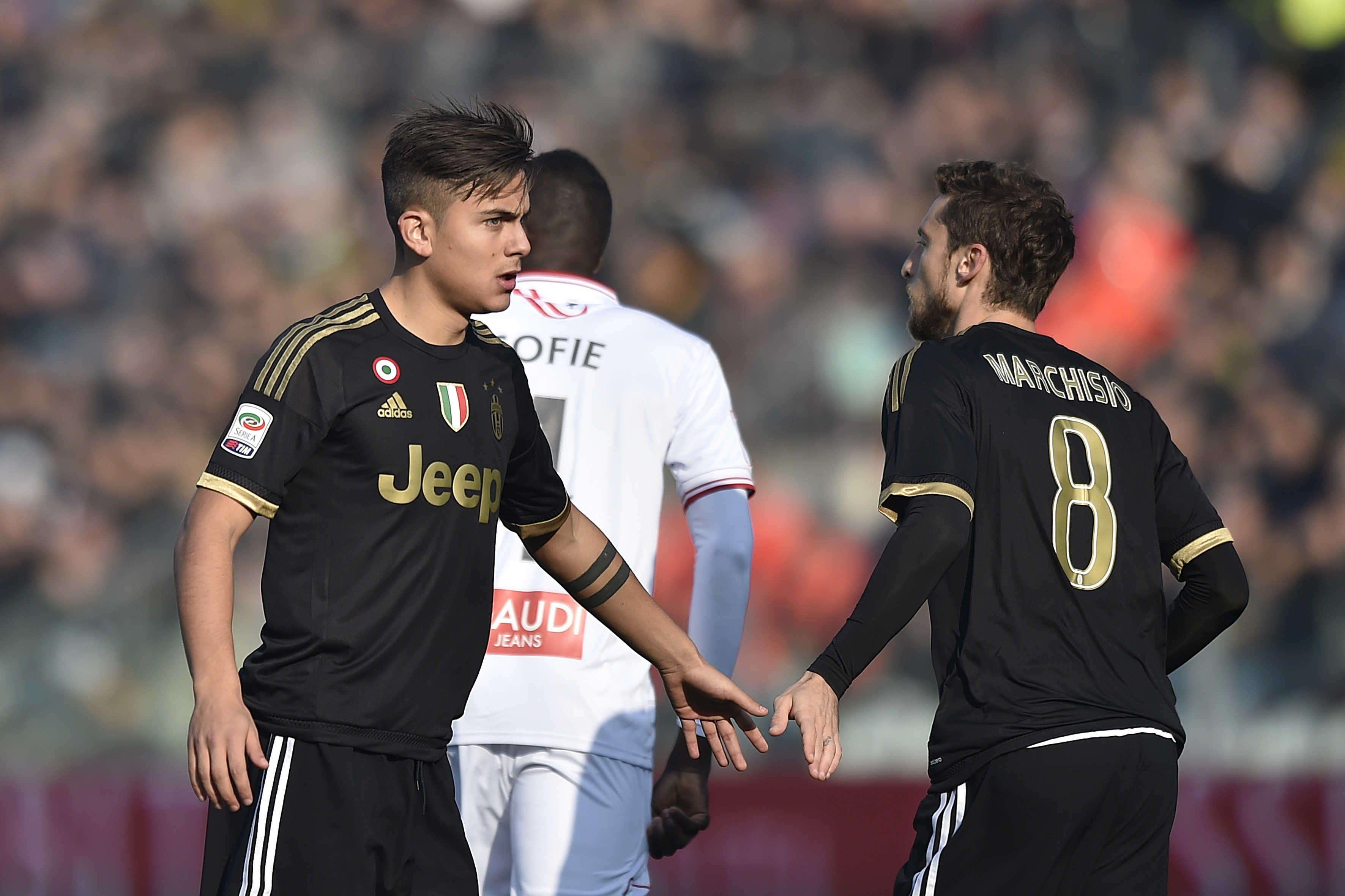 Marchisio : Dybala Harus Bermain Lebih Ke Depan