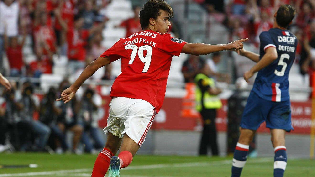 Juventus Mempersiapkan Penawaran Untuk Joao Felix
