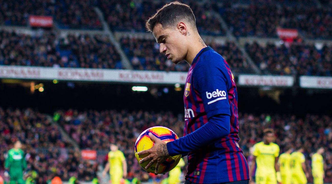 Barcelona Buka Pintu Keluar Untuk Coutinho