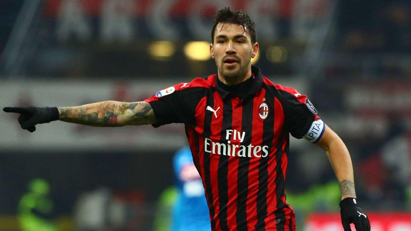 Alessio Romagnoli : AC Milan Ingin Peringkat Ketiga