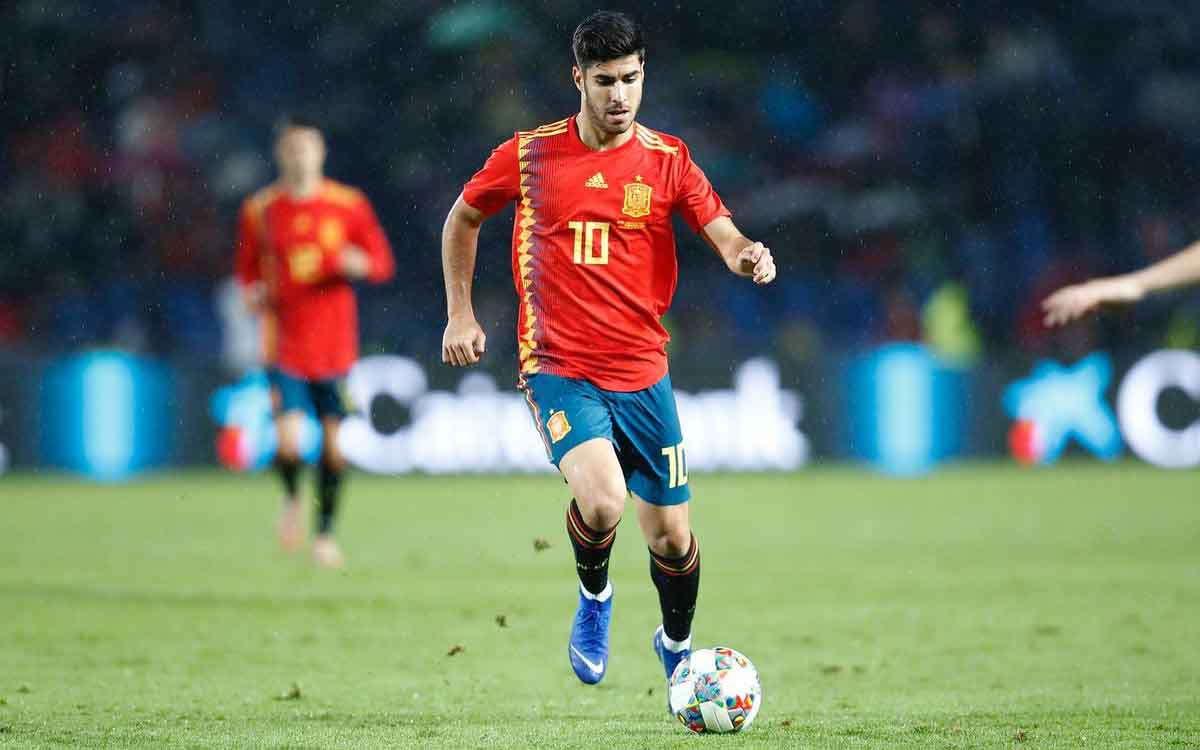 Marco Asensio Diragukan Perkuat Timnas Spanyol