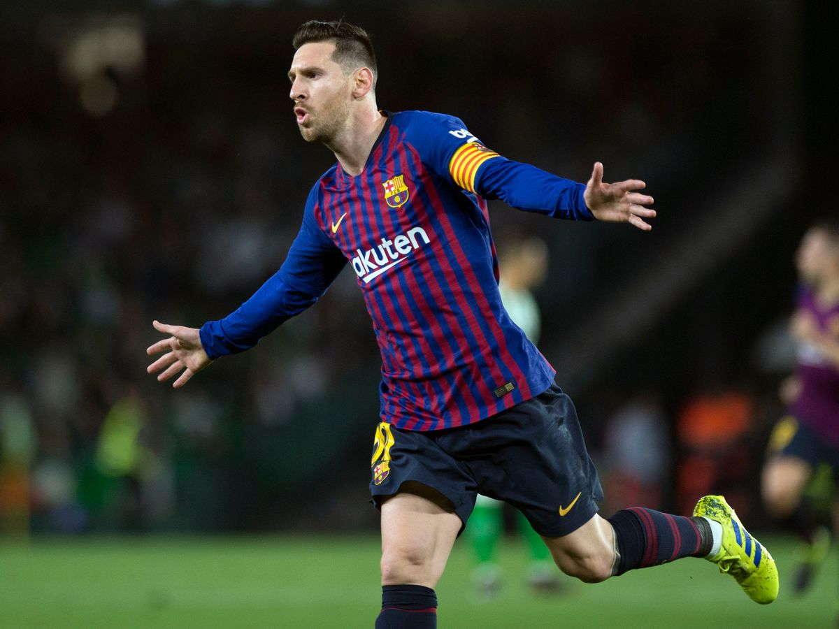 Lionel Messi Melampaui Rekor Xavi Bersama Barcelona