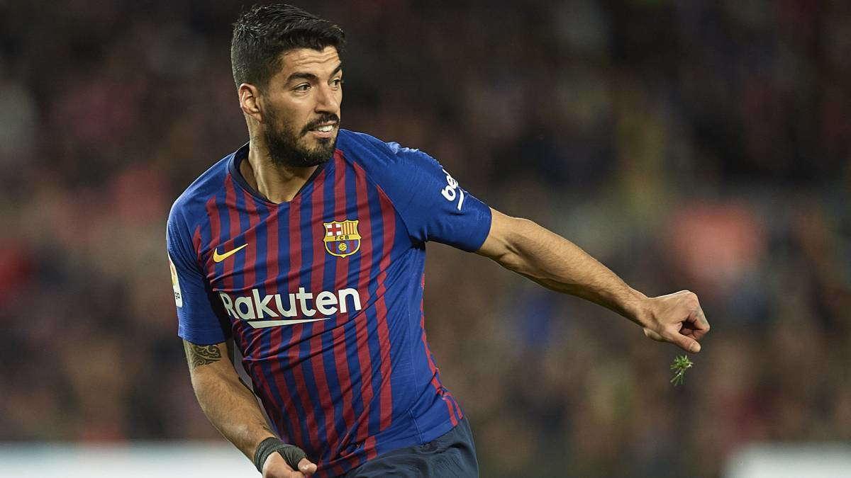 Luis Suarez : Kualifikasi Tim Lebih Penting