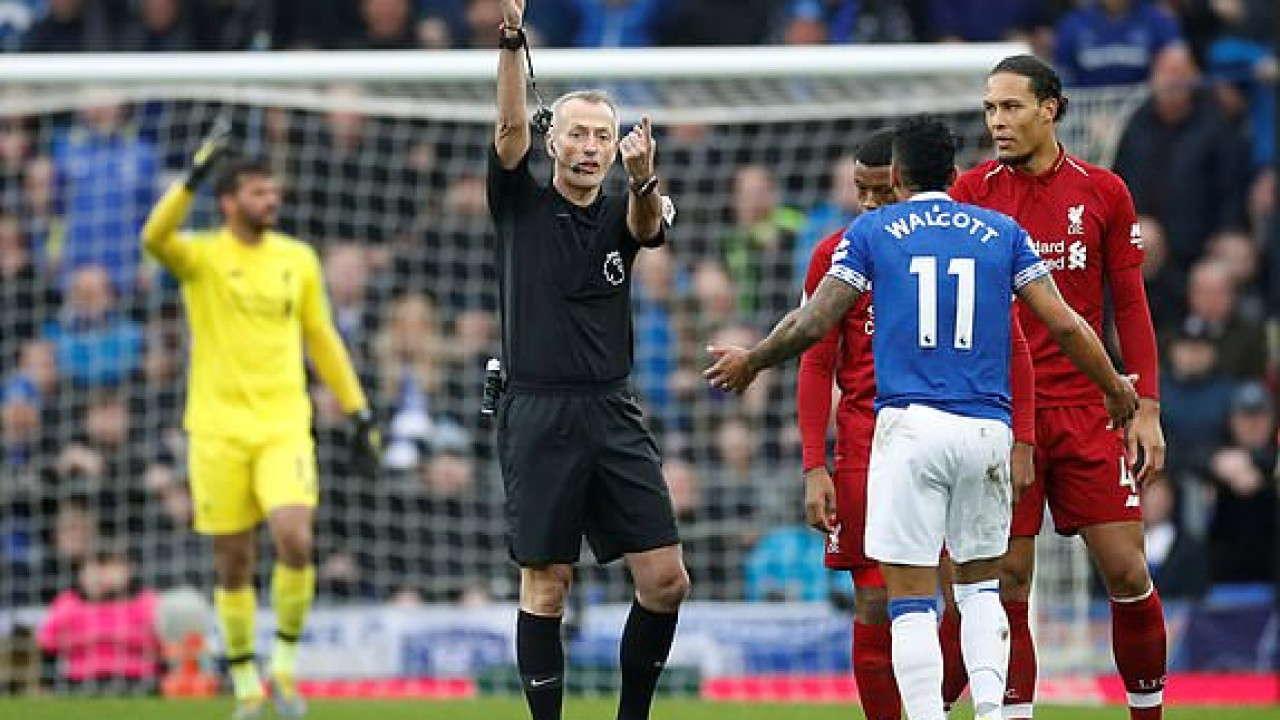 Everton Berhasil Menahan Imbang Liverpool DiKandang
