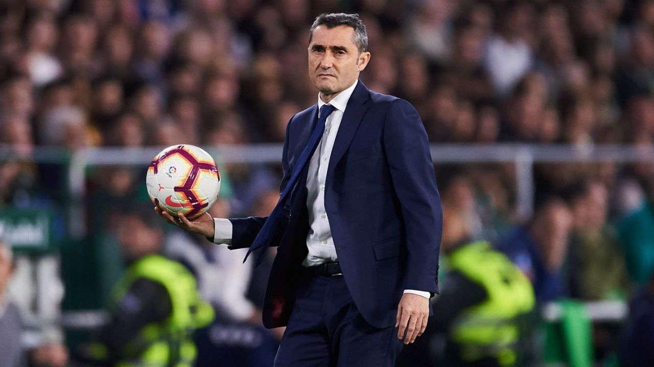 Valverde : Langkah Penting Kalahkan Real Betis