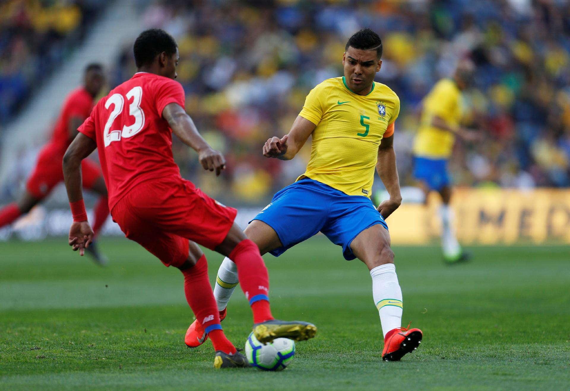 Casemiro : Neymar-Vinicius Dua Pemain Luar Biasa