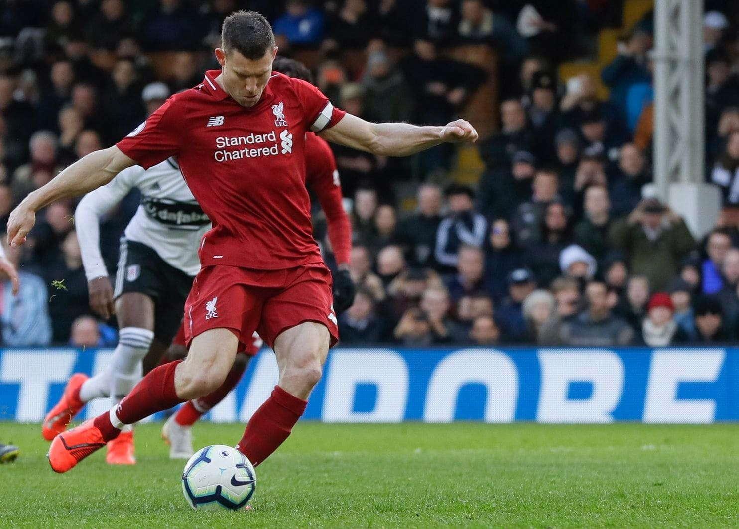 James Milner : Penalti Untuk Kesalahan Saya