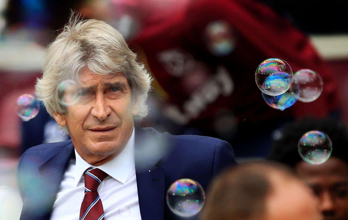 Pellegrini : West Ham Betah Di London Stadium