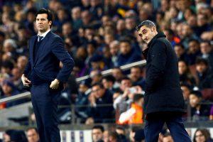 Ernesto Valverde : Santiago Solari Pelatih Yang Baik